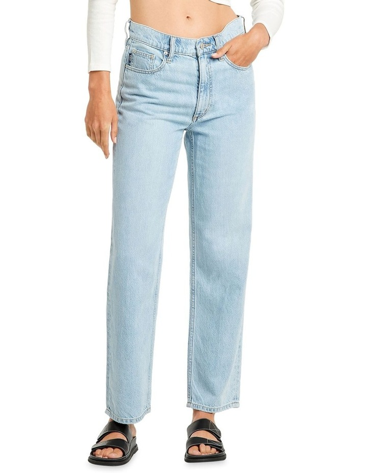 Beau Revamp Blue Tapered Jean image 1