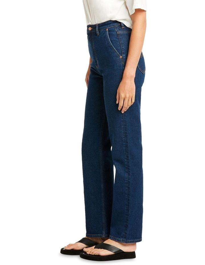 High 80 Capital Rinse Straight Leg Jean image 2