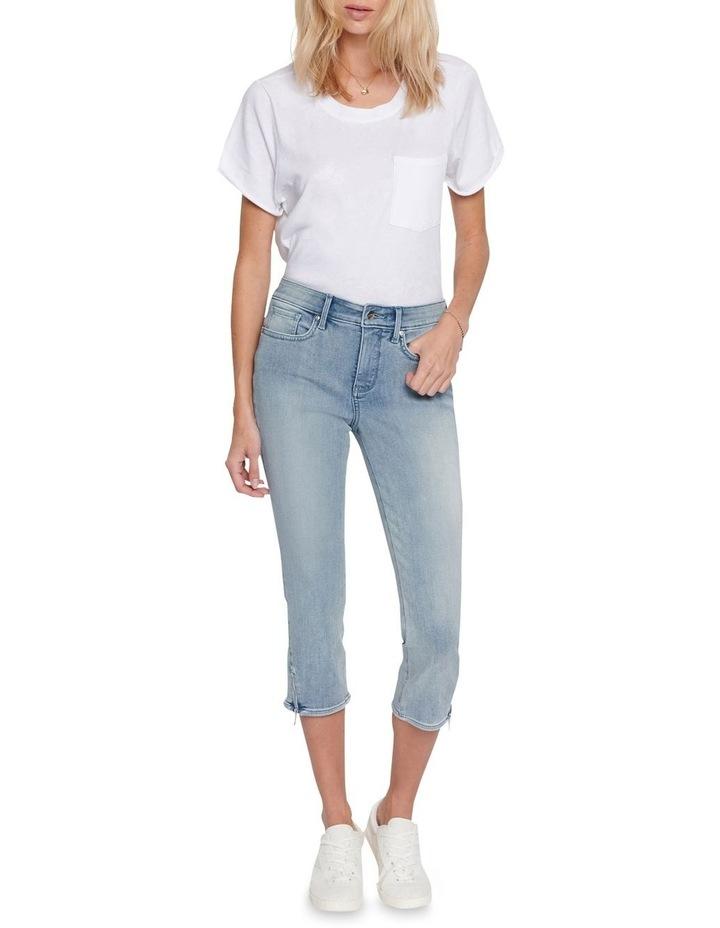 Chloe Capri Jeans image 1