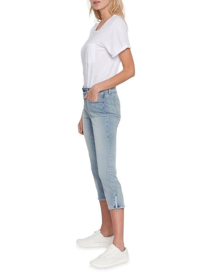 Chloe Capri Jeans image 3