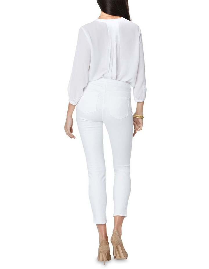 Alina Ankle Jeans White image 2