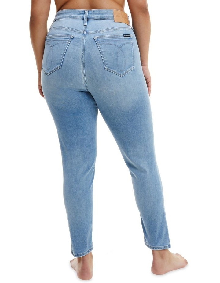 High Rise Skinny Ankle Plus Jeans image 2
