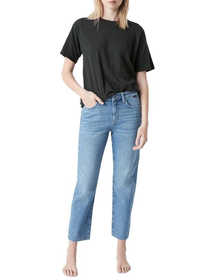 Soho Highrise Girlfriend Jeans image 1