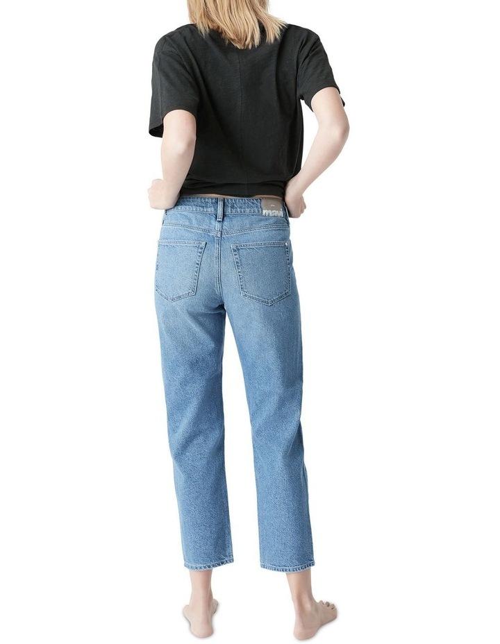 Soho Highrise Girlfriend Jeans image 2