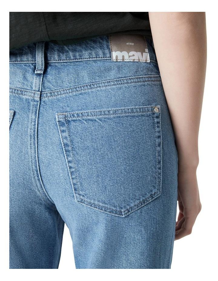 Soho Highrise Girlfriend Jeans image 5