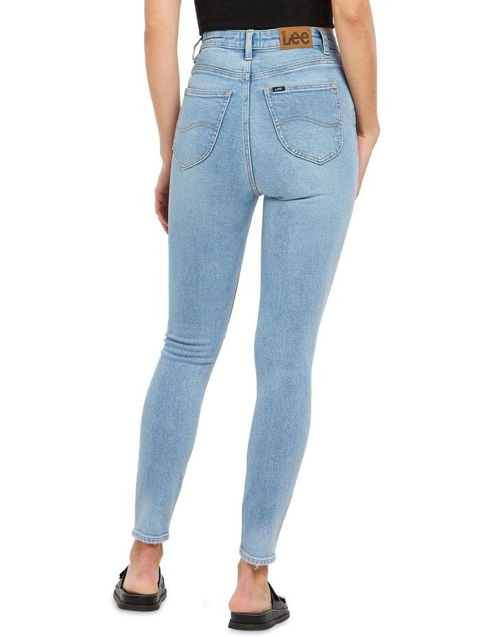 High Licks Crop Jeans image 2
