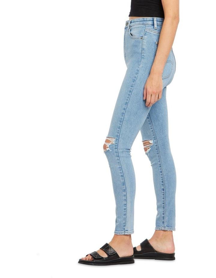 High Licks Crop Jeans image 4