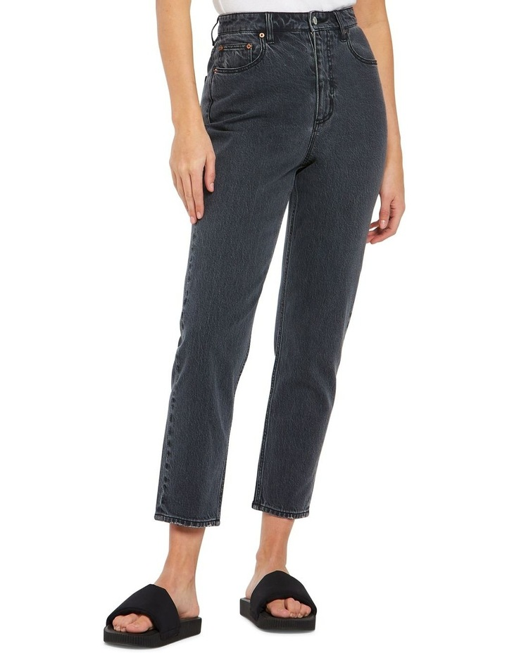 High Moms Jeans image 1