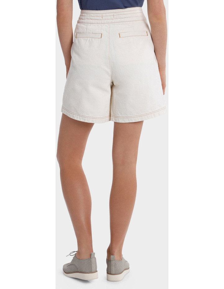 Bonnie Culottes High Waisted Short image 3