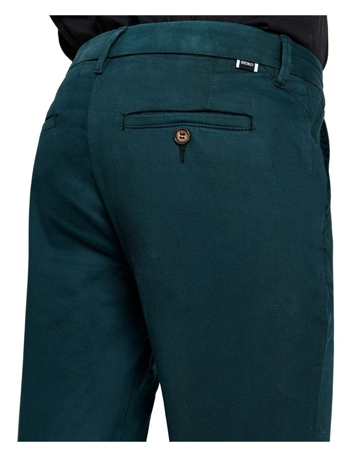 Sandy 2 Basic Pants In Teal image 5