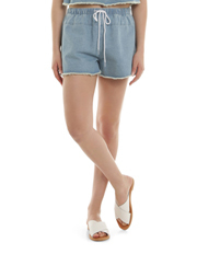 Nude Lucy - Stellar Denim Short