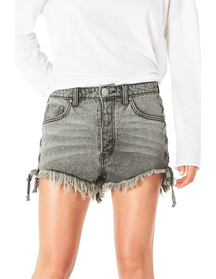 Outlaw Denim Shorts image 1
