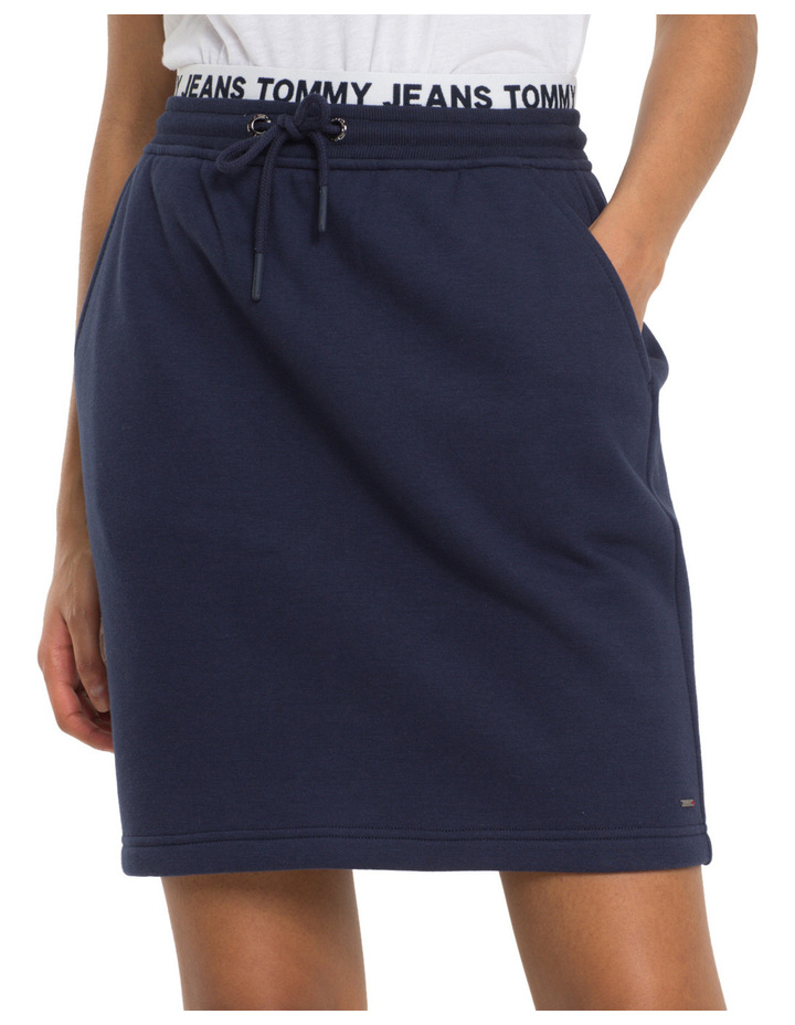 Tjw Casual Sweat Skirt DW0DW05223002 image 3