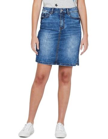 cc803dd25c780 Mavi NATALIE Mid Rise A Line Skirt