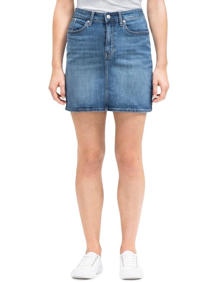 5 Packet Skirt Hamptons Blue Light Skt Ckjw image 1