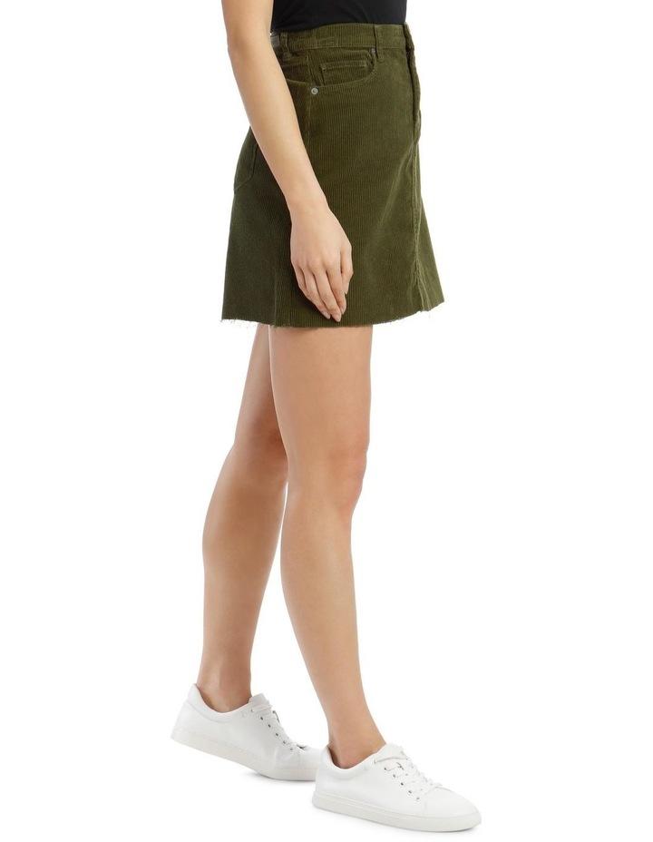 High-Rise Mini Skirt image 2
