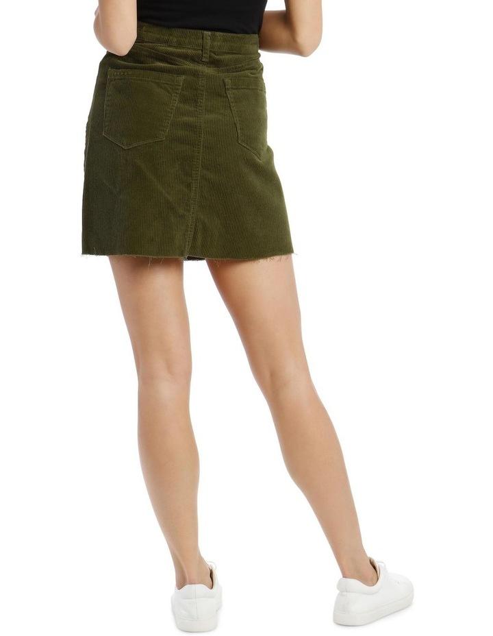 High-Rise Mini Skirt image 3