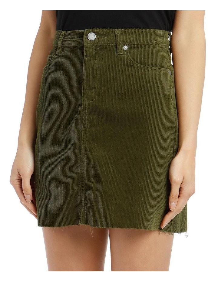 High-Rise Mini Skirt image 4
