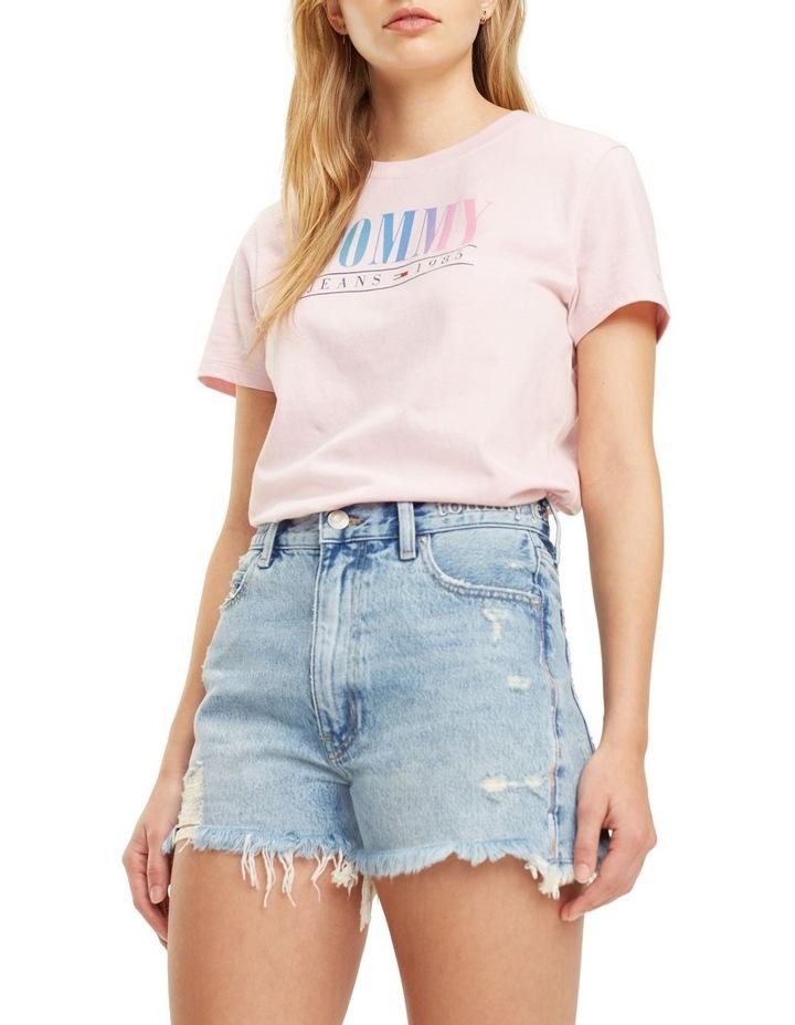 Pure Cotton Denim Shorts image 1