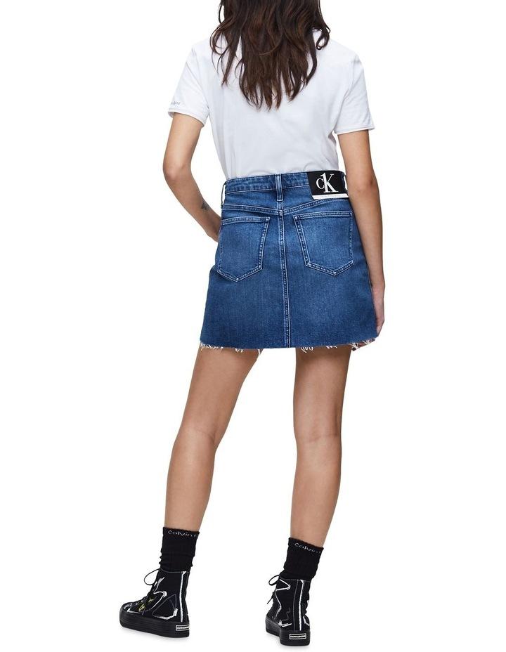 High Rise Mini Skirt image 3