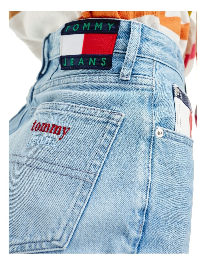Heritage Recycled Denim Button Fly Shorts image 6