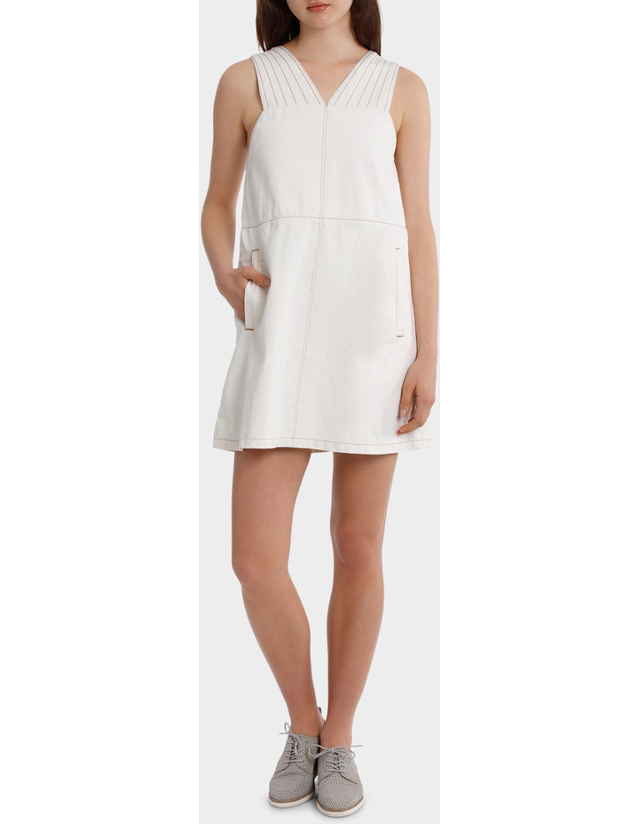 Bonnie Pinafore Dress image 1