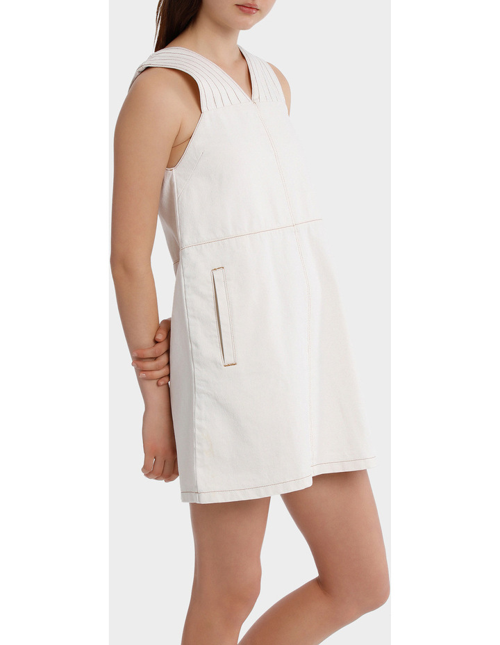 Bonnie Pinafore Dress image 2