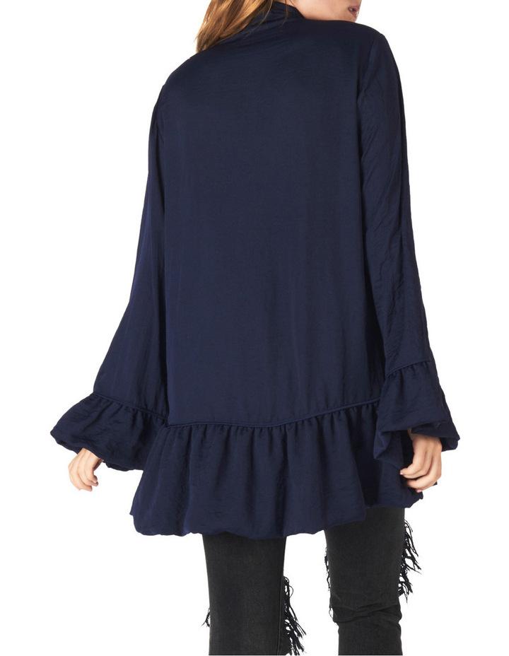 Texan Rose Faux Silk Dress image 2