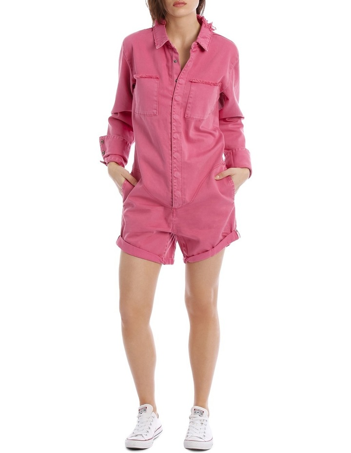 ce6c39fbb320 Pop Pink Prophecy Jumpsuit image 1