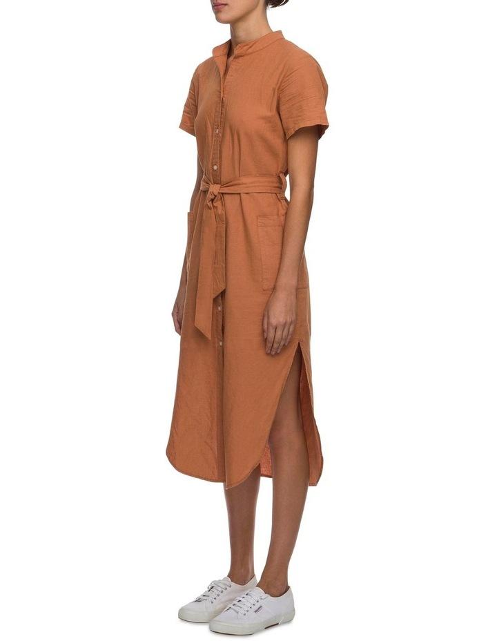 Maya Linen Maxi Dress image 2