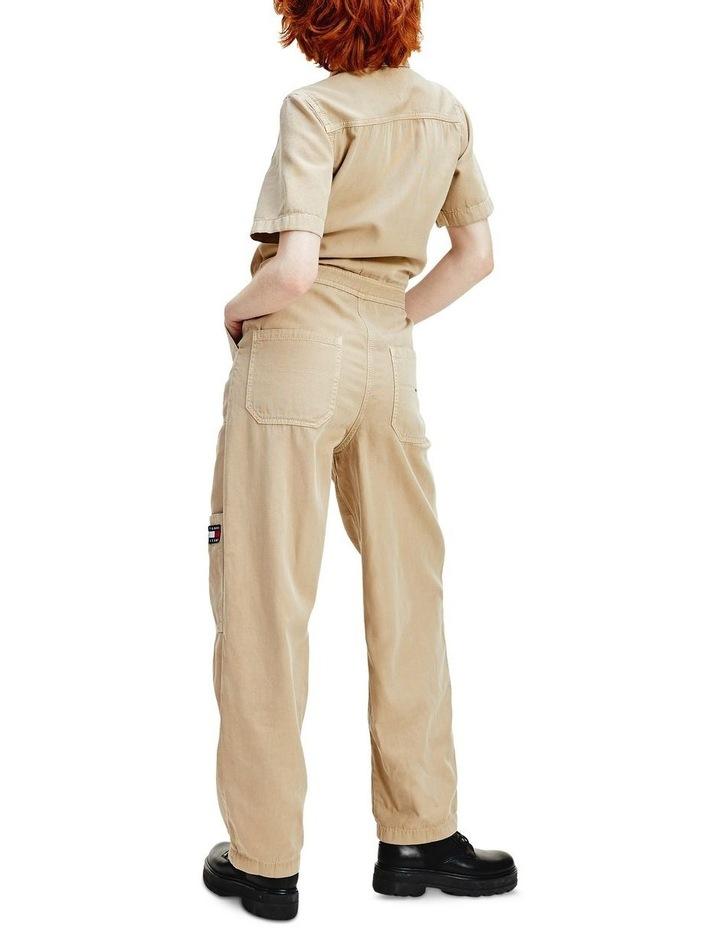 Short Sleeve Utility Jumpsuit image 4