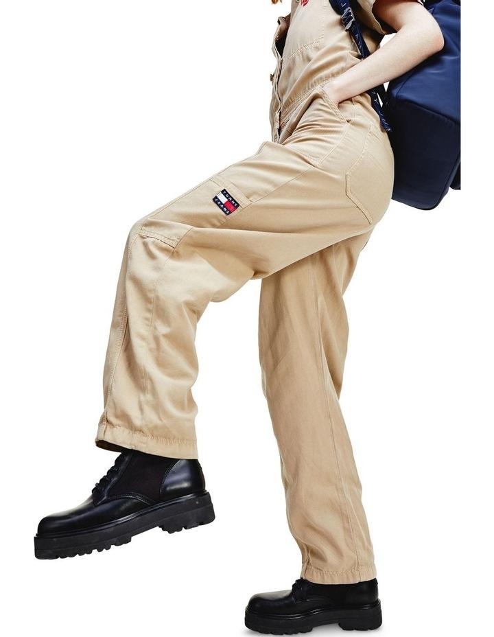 Short Sleeve Utility Jumpsuit image 5
