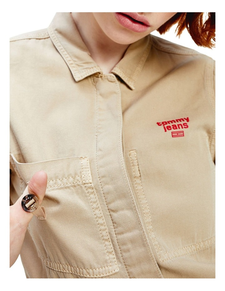 Short Sleeve Utility Jumpsuit image 6