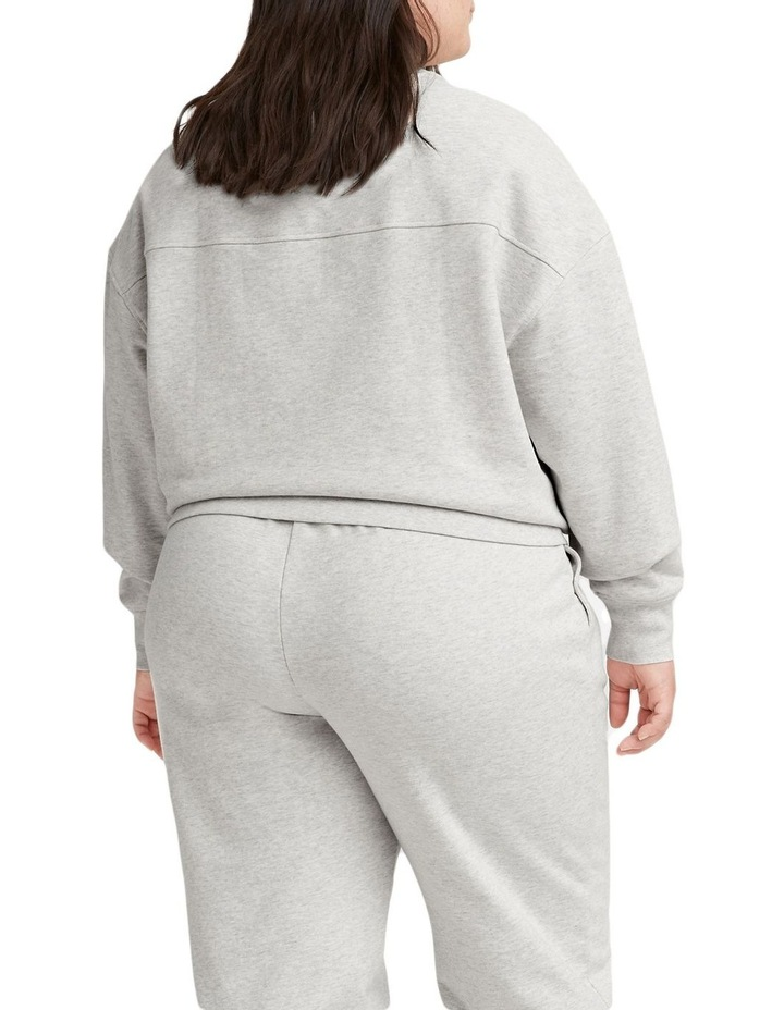 Curve Work From Home Sweatshirt image 2