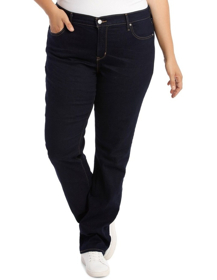 314 Shaping Straight Plus Jeans image 1