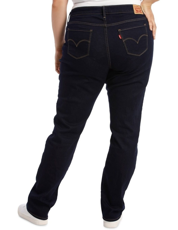 314 Shaping Straight Plus Jeans image 3