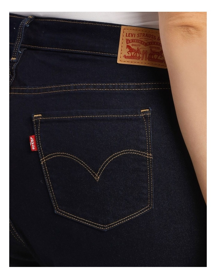 314 Shaping Straight Plus Jeans image 4