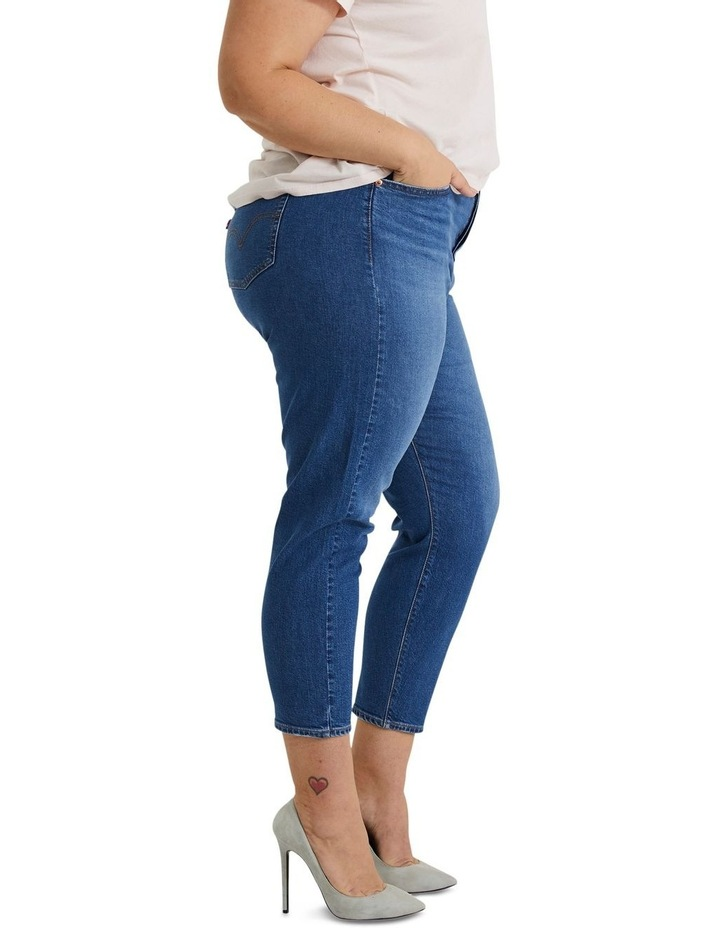 Plus Wedgie Fit Skinny Jeans image 2