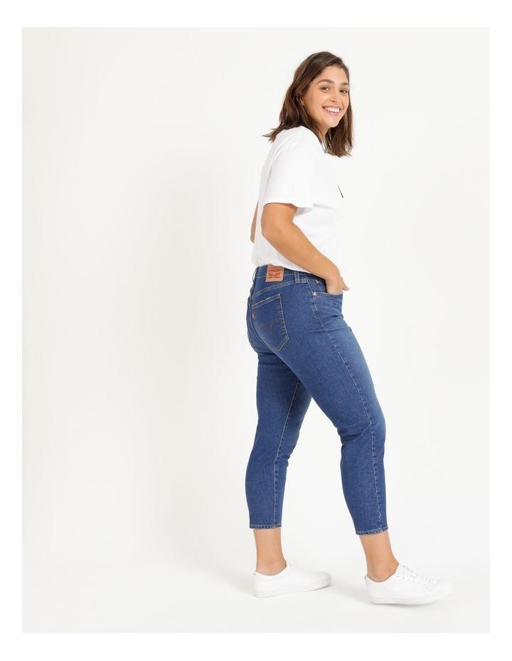 Plus Wedgie Fit Skinny Jeans image 3