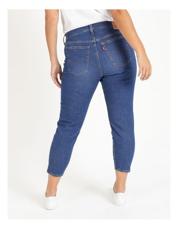 Plus Wedgie Fit Skinny Jeans image 5
