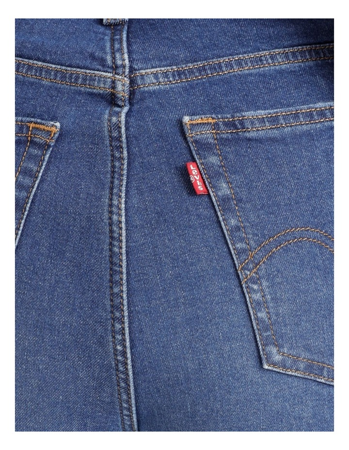 Plus Wedgie Fit Skinny Jeans image 7