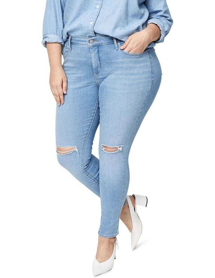 310 PL Shaping Super Skinny Jeans image 1