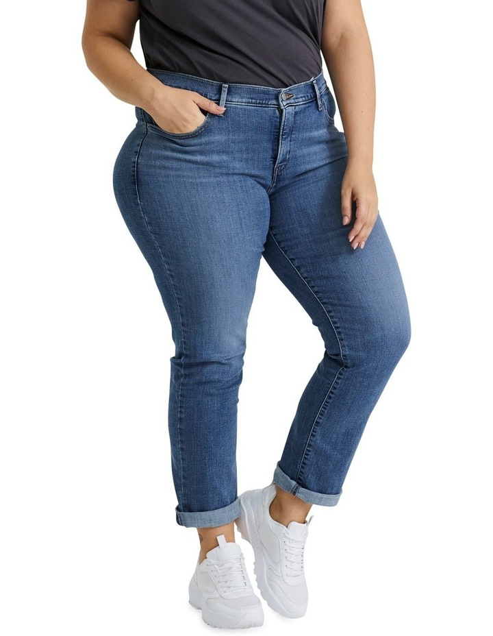 314 Plus Shaping Straight Jeans image 1