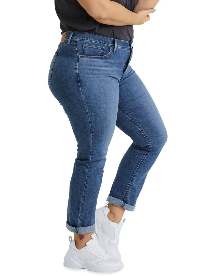 314 Plus Shaping Straight Jeans image 3