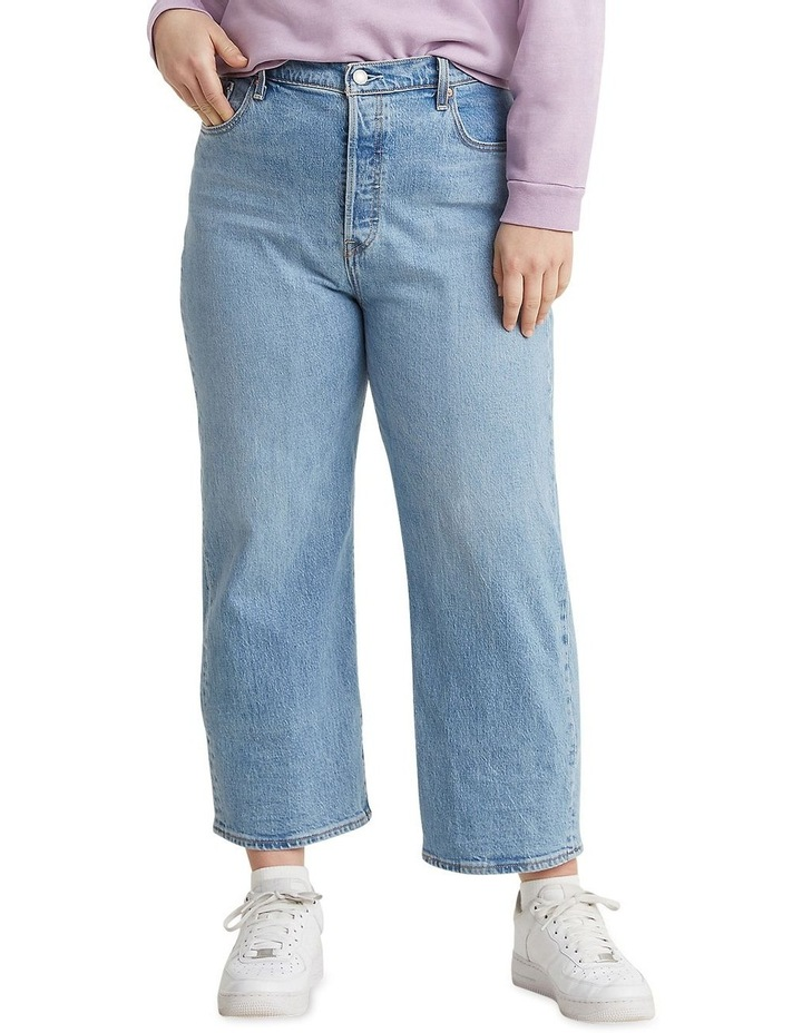 PL Ribcage Straight Ankle Jeans image 1