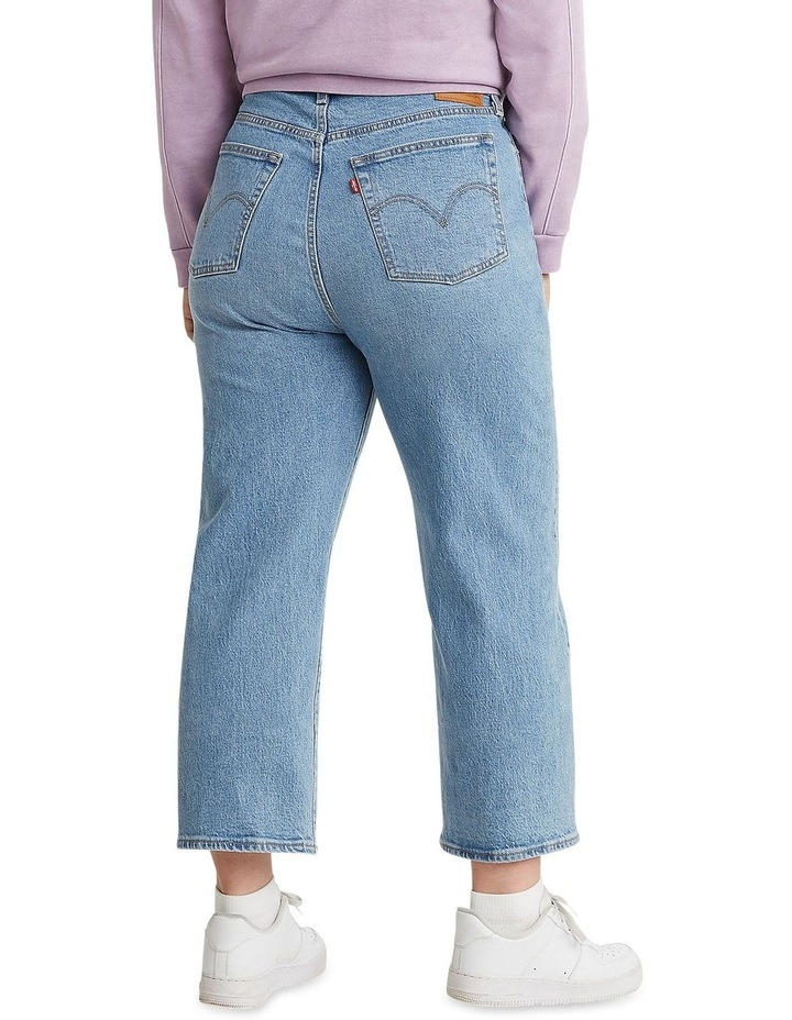 PL Ribcage Straight Ankle Jeans image 3