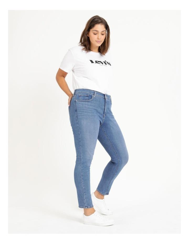 Shaping Skinny Slate Racer Jeans image 3