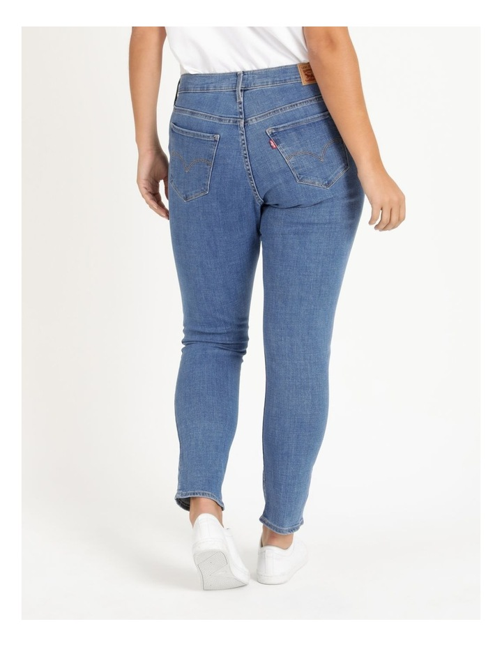 Shaping Skinny Slate Racer Jeans image 4