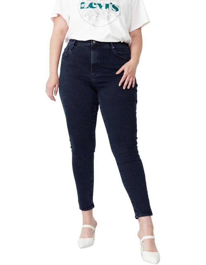 Plus Size Mile High Super Skinny Jeans image 1