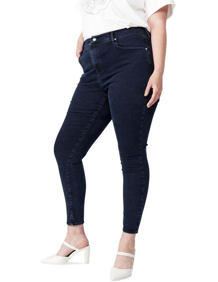 Plus Size Mile High Super Skinny Jeans image 2